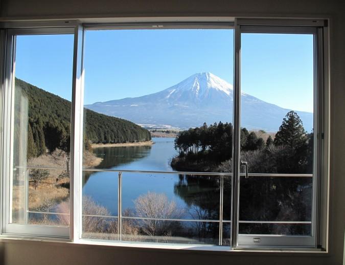 富士国民休暇村から