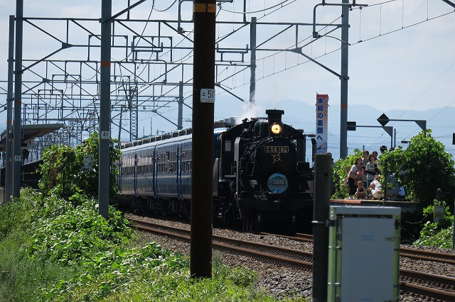 ③SL北びわこ号河毛駅_0049