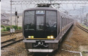 JR神戸線普通電車
