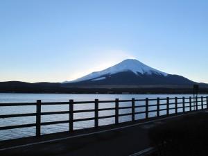 山中湖・親水公園