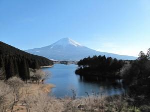 ⑰休暇村富士部屋から富士山