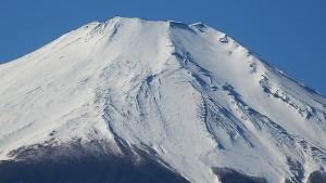 ⑭望遠富士山