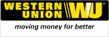 WESTERN UNION moving money for better