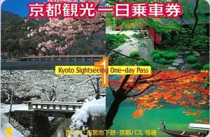 京都観光1日乗車券
